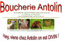 Boucherie Antolin