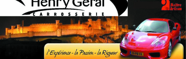 Carrosserie Henry Geral