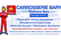 Carrosserie Bary